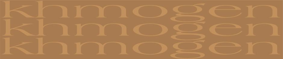 khmogen design
